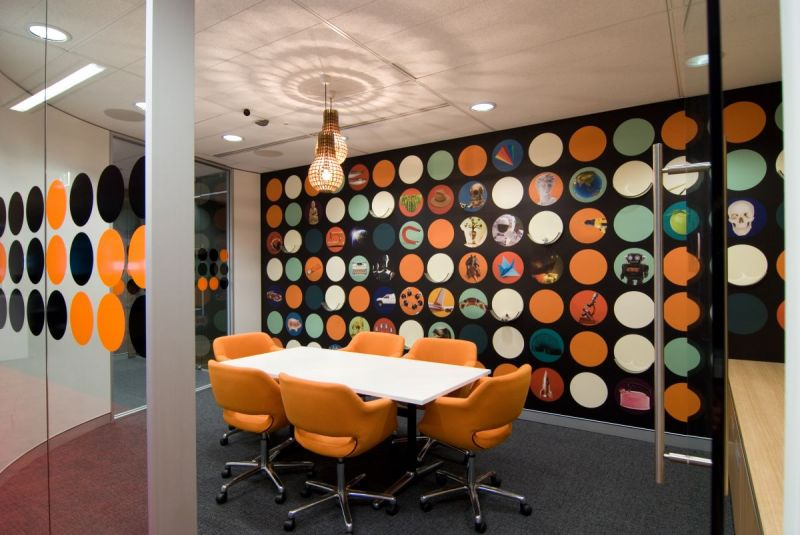 Cool Office Interior Designs