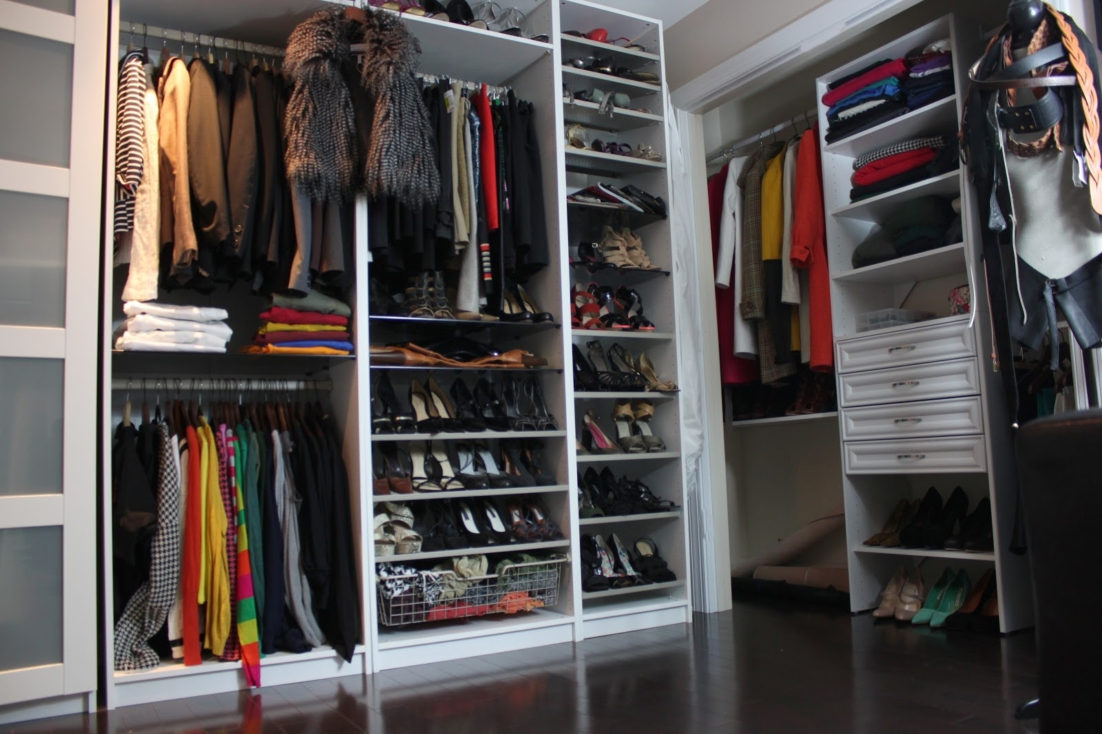 wonderful great walk in closet design to renovate your interior - GdgDesigns