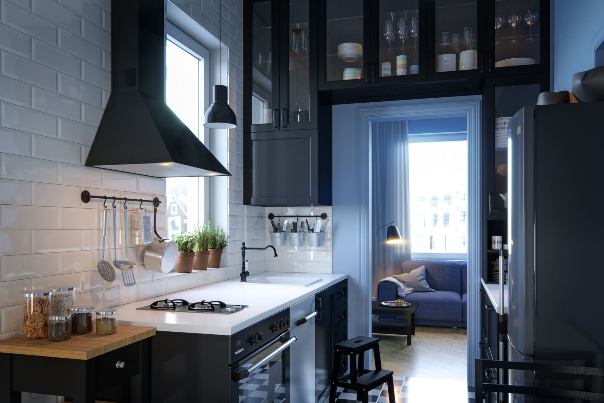 Lovable ikea kitchen catalog as cgarchitect professional 3d architectural visualization user - Inspiring Home Ideas