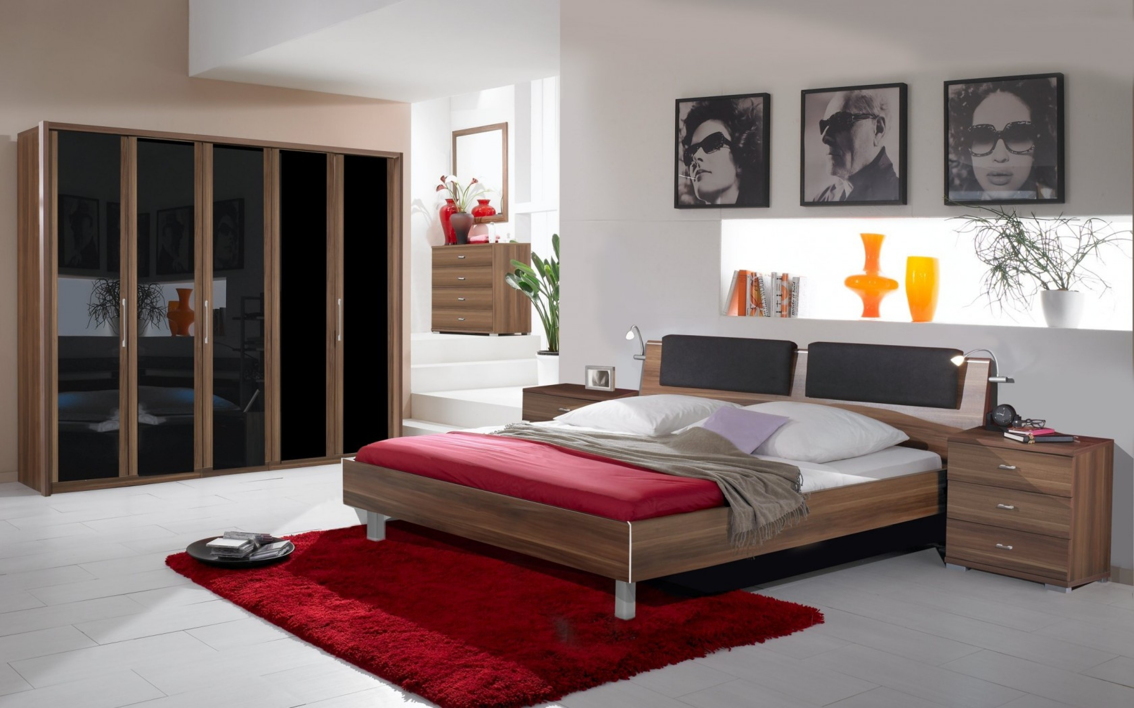 teen-bedroom-interior-designs-and-decoration-cheap-ikea-simple-best-modern-decorating-with-pop-art-wall-picture-floating-drawer-red-bed_bedroom-interior-design_bedroom_bedroom-sets-for-sale-paint-idea