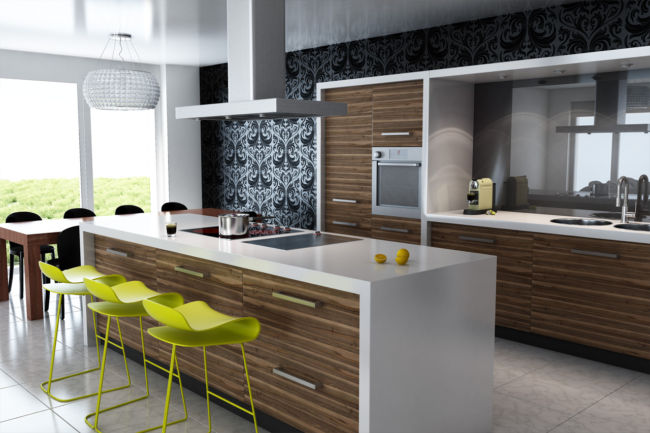 kitchen-cabinet-colors-for-small-kitchens_design-ideas_wire-display-racks_stove-backsplash_splash-tiles_affordable-doors_tables-and-chairs