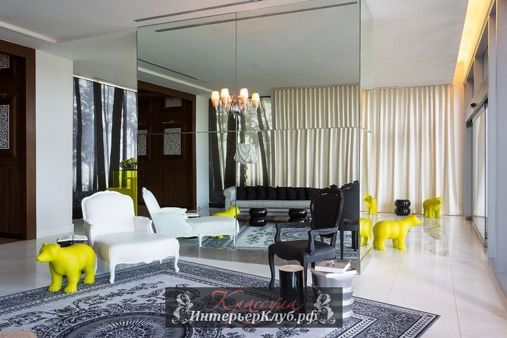 17 Philippe-Starck-Yoo-Panama Starck's residential project for Yoo Hotels and Residences. philippe-starck, Филипп Старк, Филипп Старк цитаты, Филипп Старк дизайн, статья о Филлипе Старке