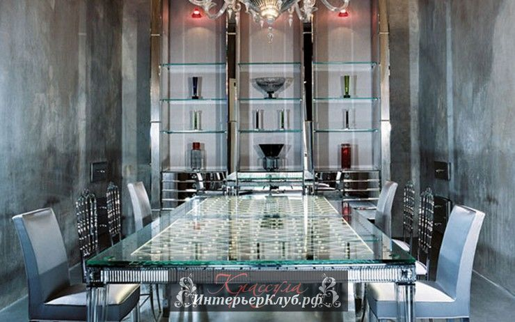 5 Starck's project for a luxury hotel Maison Baccarat in Moscow. philippe-starck, Филипп Старк, Филипп Старк цитаты, Филипп Старк дизайн, статья о Филлипе Старке