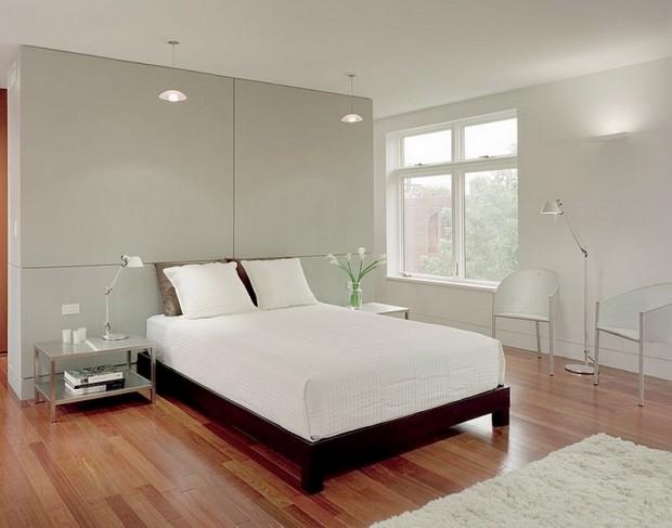 d2e9e83956ac Минималистичный интерьер комнаты. Спальня в стиле минимализм — 50 ...
